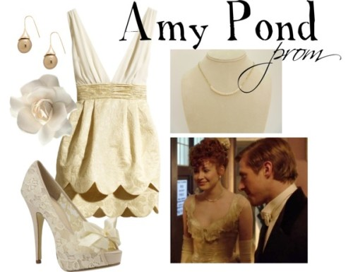 Amy Pond for prom Buy it here!