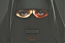 insideamastersmind:  The First Ever Saudi Arabian Female Abuse Ad
