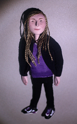 personalized dolls/ Silvia