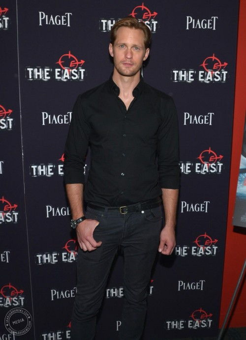 skarsgardnews:  HQ pics from The East NY premiere