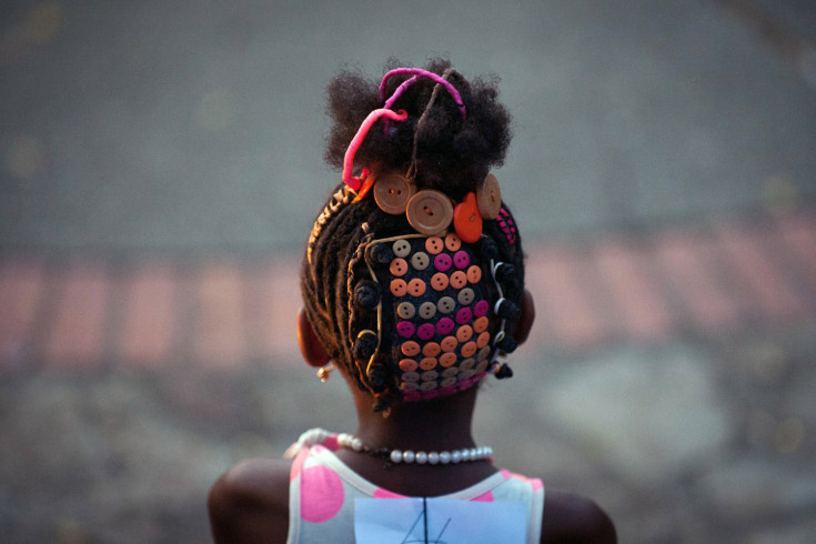 searchingforknowledge:  ladyfresh:  May 12, 2013. A girl presents an Afro-Colombian hairstyle during the 9th contest of Afro-hairdressers, in Cali, Valle del Cauca departament, Colombia.| Luis Robayo—AFP/Getty Images  So beautiful!!!!!!!!
