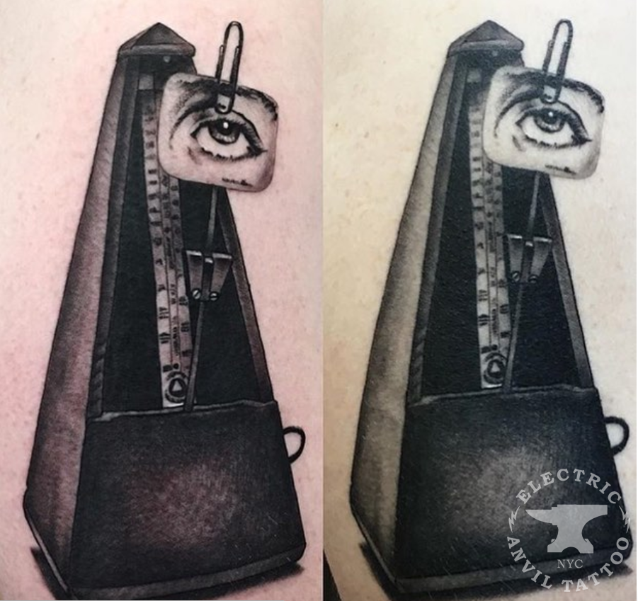Tattoo by Josh Arseneau @josharseneau