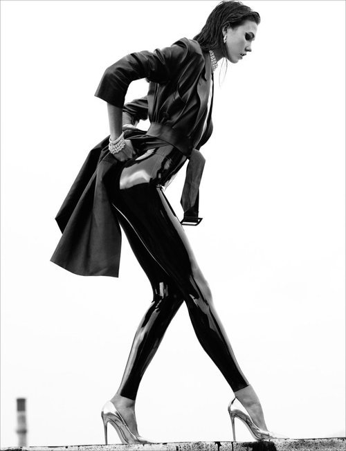 journaldelamode:  Karlie Kloss for Numéro #137 by Greg Kadel