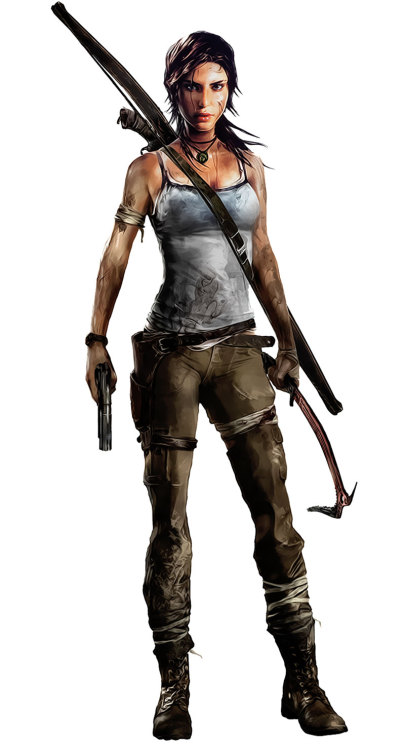 theomeganerd:  Tomb Raider ~ Concept Art 5 Days!