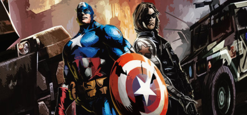 New 'Captain America' 2 concept art reveals first look at Winter SoldierSo hey, maybe kinda sorta spoilers here. Phase 2 kicks off today in America with the midnight…View Post
