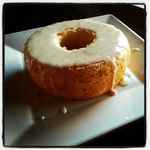 What are you baking today? Orange Chiffon Cake