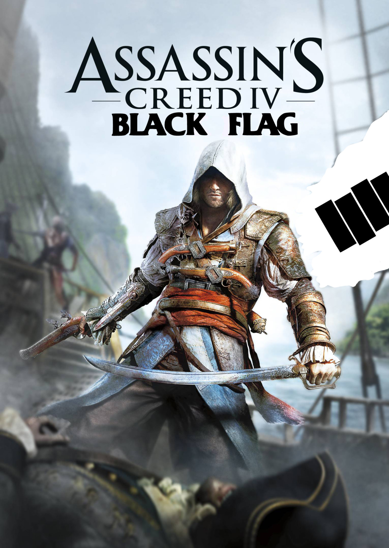 icatfish:  First thing I thought when I heard the title Assassin's Creed IV: Black Flag