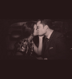 "addicted-to-meester:  ""Yeah I like kissing Leighton. She's so great. Leighton is gorgeous. I like working with her. She's very talented and she's fantastic to work with."" - Ed Westwick"