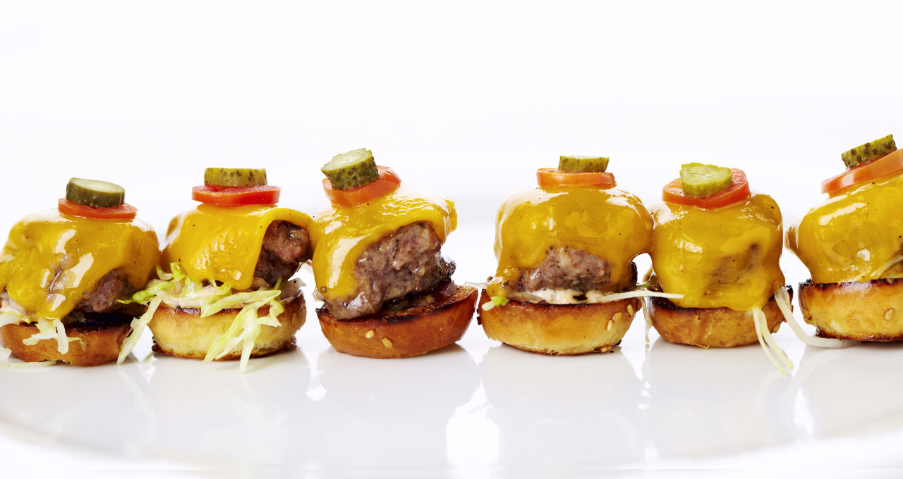 Happy Burger Month from Wolfgang Puck! (Recipe.)