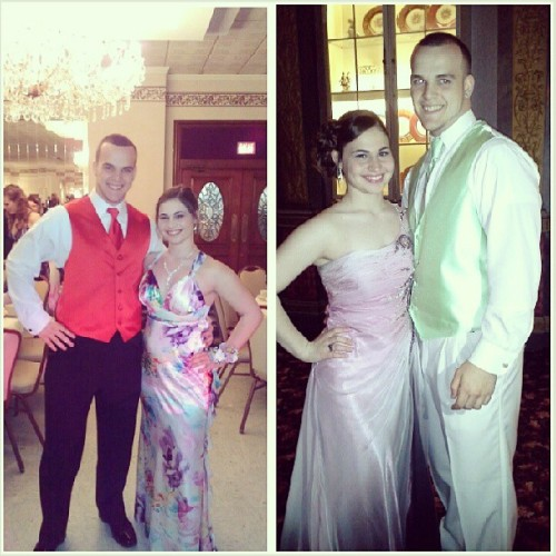 @im_your_fasha #transformationtuesday #cousins #welookthesame #juniorprom #seniorprom