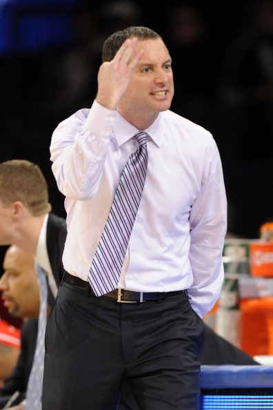 Former Rutgers coach Mike Rice is coaching a seventh-grade girls AAU team. Parents say he hasn't acted out of line yet.Would you want him coaching your child's team?