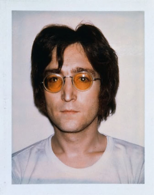 blua:  Polaroids by Andy Warhol