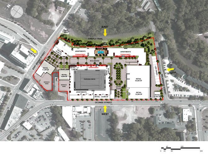 Downtown Athens Walmart Plans Revised, with No Wal-Mart.
