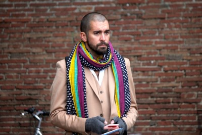 beyondfabric:  The scarf…  The scarf omg