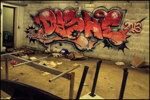 lehurlement:  Dashe by >sÖke< on Flickr.