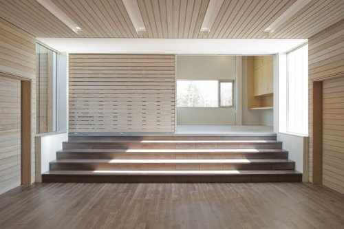two hulls house | interior ~ mackay-lyons sweetapple architects