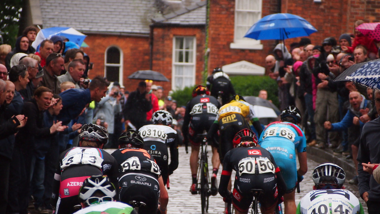 Lincoln GP - Michaelgate