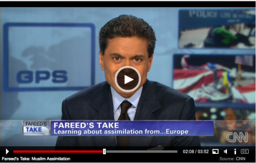 Sunday Sermon: Fareed's take on Boston and what Europe can teach us about engaging Islam.