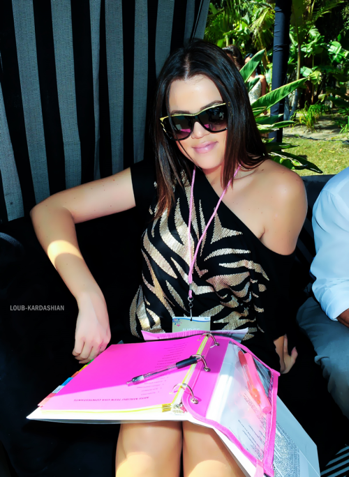 23 August Khloe Kardashian at 5th Annual Miss Malibu Pageant