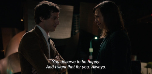 "anamorphosis-and-isolate:  ""You deserve to be happy. And I want that for you. Always."""