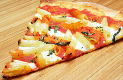 in-my-mouth:  Hawaiian Pizza
