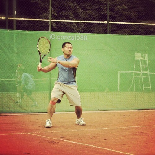 #paris 2009 #throwbackthursday #rolandgarros #tennis #france #travel #instagood #smile #claycourt #fitness #happy #undefeated