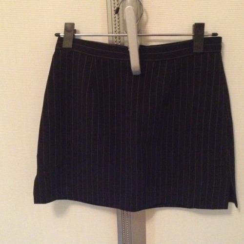 I just added this to my closet on Poshmark: BCBG (90s) black pinstripe miniskirt. (http://bit.ly/ZAN0OJ) #poshmark #fashion #shopping #shopmycloset