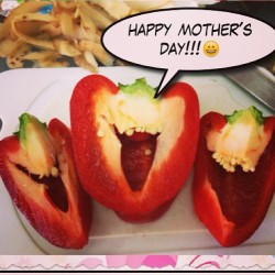 happy mother's day! :D
