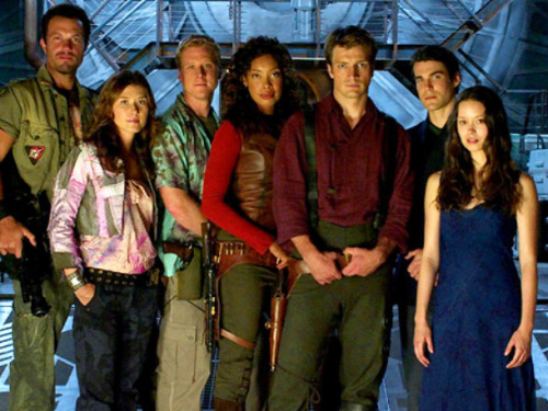 "sixseasonsandamovie:  Firefly (TV Show) Netflix Instant Recommendation of the Day  "" You can't take the sky from me"""