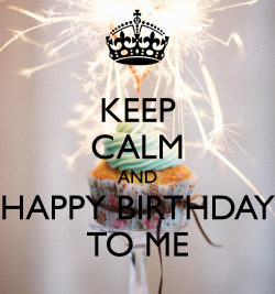 jaceejace:  I can't keep calm because I don't have a fucking birthday sex!!! Urrgggghhh! Torture! I am so horny! Hahahaha!