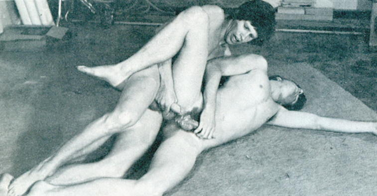 vintagemalebeefcake:  PHOTO # 3848 THE CHRISTY TWINS