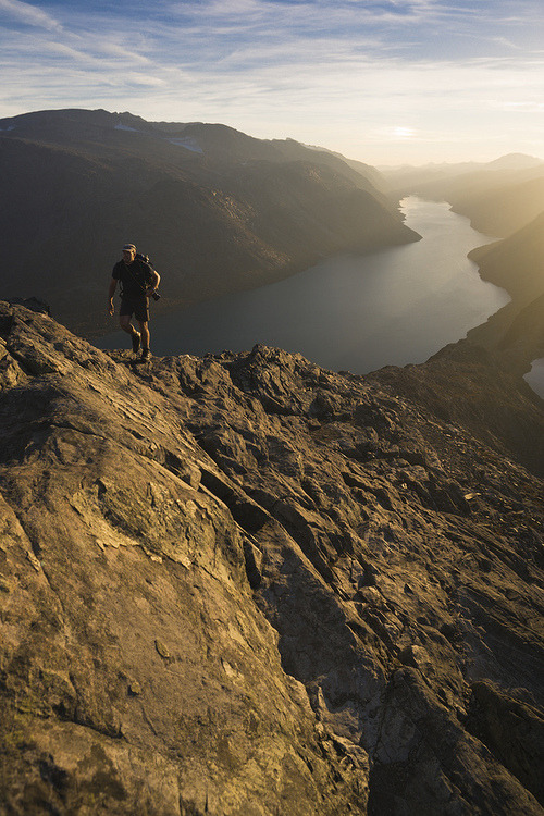 crooksh4nks:  Evening On Ridge