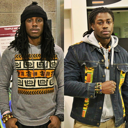 naturalblkgirlsrock:  Brothers Of LiberNation.Tumblr.Com and SanCophaLeague.Tumblr.Com Men Who Support Natural Hair.  OMG. Black man + natural hair= My type of guy.