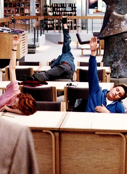 recurringfantasies:  Le breakfast club