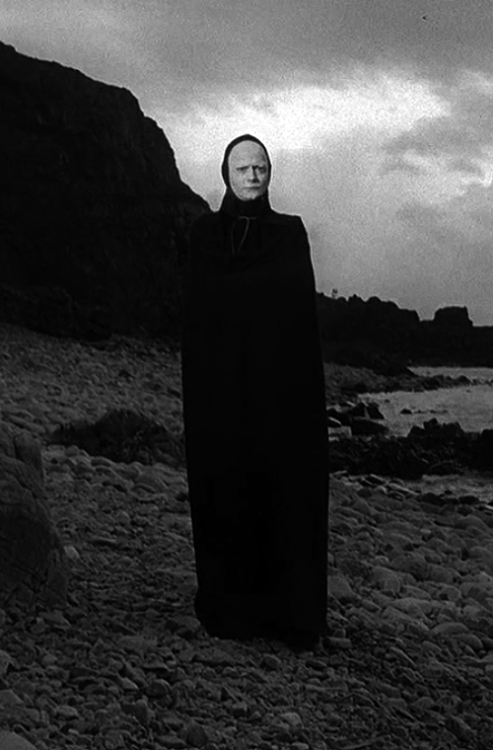 blue-voids:  The Seventh Seal (1957)