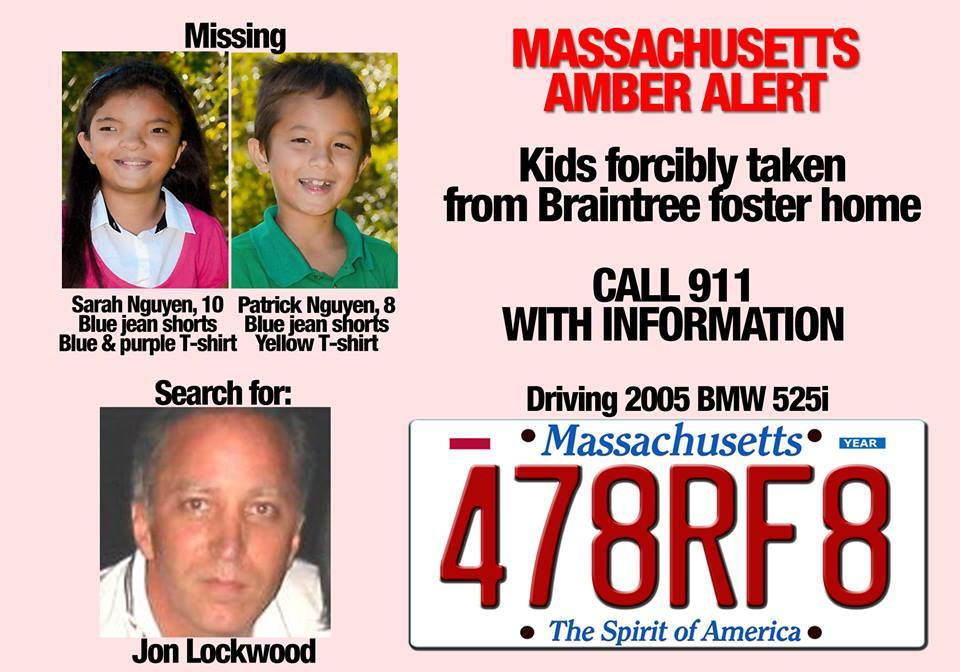 silverstarfall:  Please spread this around and help find these kids!!  Do not ignore this!