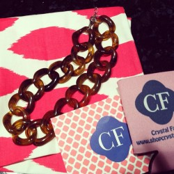 Received the absolute cutest goodies from @crystalfaye_ !!! Thank you :) shopcrystalfaye.com