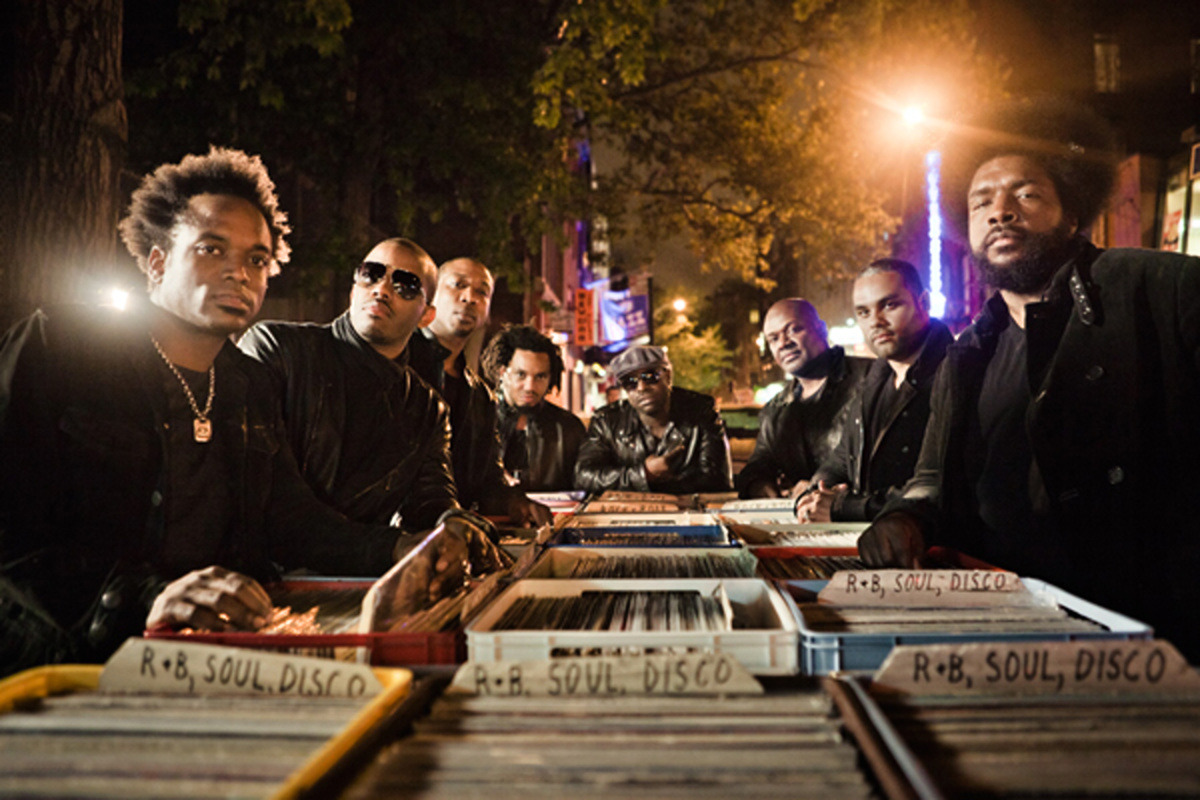 vinylespassion:  The Roots - Undun - Questlove Crates