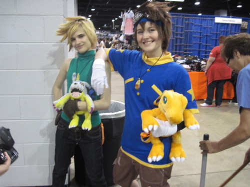 Digimon (May 17th, 2013) Location: ACen-Rosemont, IL