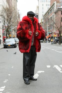 "humansofnewyork:  ""You gonna pay me? Cause fame ain't nothin' without money."""