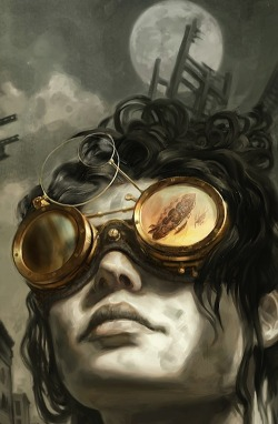 What is Steampunk? Enter an action-packed world of Victorian, mad scientist mashups to find out:  http://on.nypl.org/17TMdAr