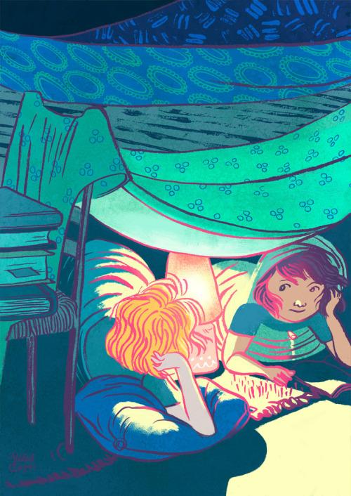 Sleepover • Fiesta de pijamas