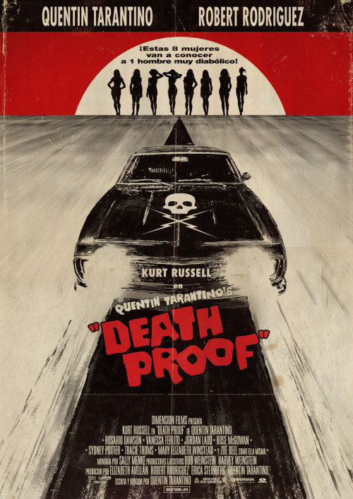 beautyandterrordance:  Right now: Death Proof, 2007