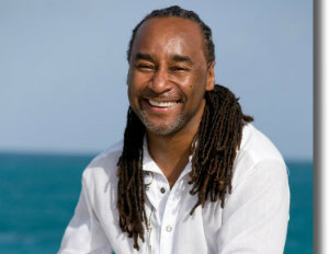 Eric Jerome Dickey gets #Decoded. Did you know this NY Times bestselling author was once an engineer? Talk about a career change.