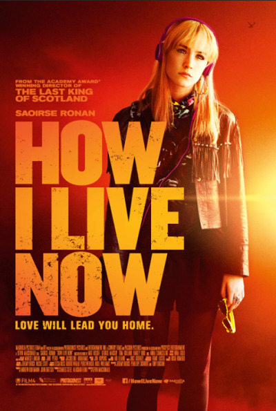 The U.S. Poster for How I Live Now!