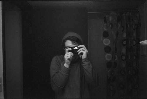 Hey it's me. Also my new little 35mm Olympus Stylus that I picked up for ten bucks, fun little camera! -pv