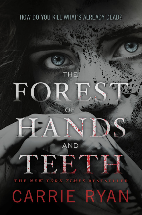 The Forest of Hands and Teeth is getting a new cover!  I have to admit that one of the really fun (though sometimes terrifying) parts of being an author is seeing a cover for the first time.  It's just always so fascinating to see your book through someone else's eyes.  And I've been really lucky to have had really amazing covers so far!  I love the direction they've taken with this latest one — it feels a little darker than the other two, a bit more like a zombie story :)My understanding is that this new cover will be available on May 14, 2013 but unfortunately I don't know what that means in terms of availability (i.e. when stores will start carrying it rather than the older cover).  As I find out more, I'll make sure to post any updates!
