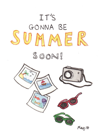 108/365 it's gonna be summer soon :)