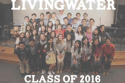 I love my class. I love this family. I love my church. I love God. I love everything/everyone in this picture.