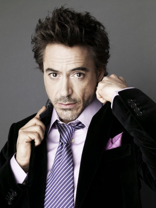 bohemea:  Robert Downey Jr. by Rankin   Yum
